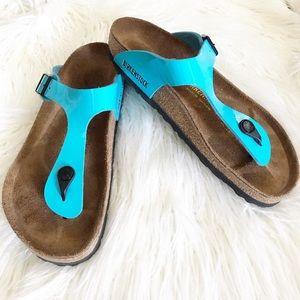 | Birkenstock | Gizah thong sandals